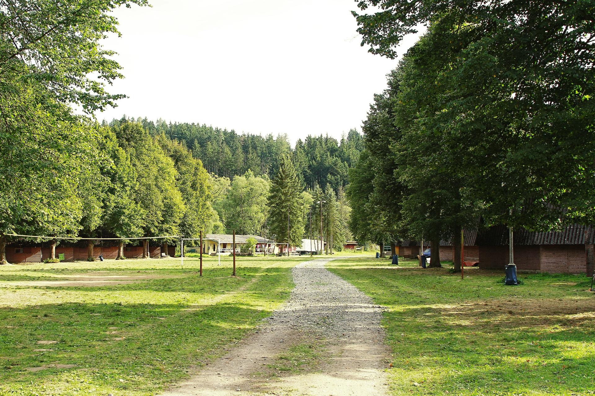 Rekreační středisko Březina - Ostrov